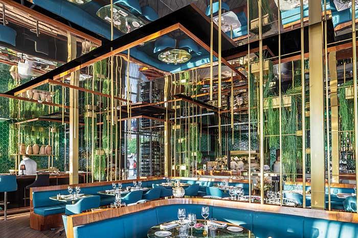 ONE OCEAN: Το εστιατόριο που βάζει το κρασί στο επίκεντρο