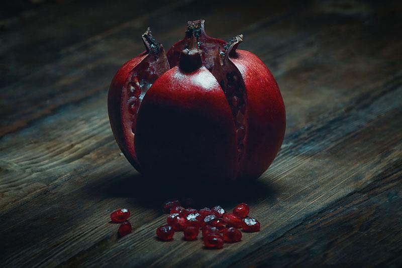 Ρόδι, το βασιλικό φρούτο!