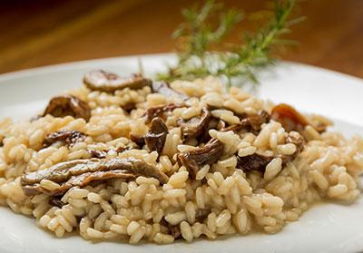 Συνταγή: Ριζότο με τρούφα