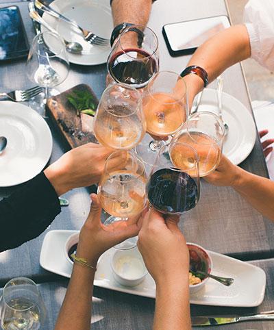 Ποιο είναι το καταλληλότερο ποτήρι για κάθε είδος κρασιού