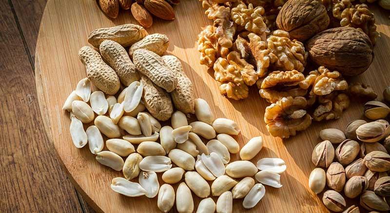 Διατροφική αξία ξηρών καρπών
