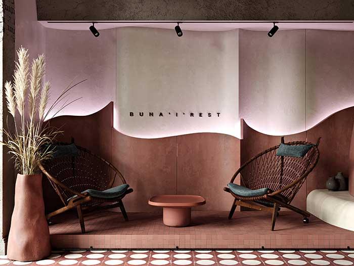 Buha|i|rest: Βιώσιμο Design