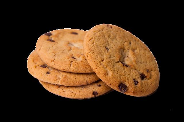 Εύκολα μπισκότα με σοκολάτα και μπανάνα!