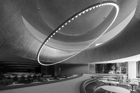 Εστιατόριο ATLATL, Σαγκάη: Το φουτουριστικό design στα καλύτερά του