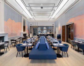 Εστιατόριο Felix: Η ιστορία στο επίκεντρο του design