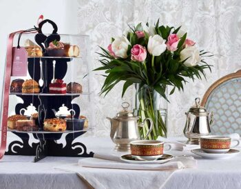 TAKE ME HOME: Τσάι ...στο σπίτι από το ξενοδοχείο Μεγάλη Βρεταννία
