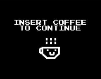 Τα καλύτερα GIFS για τον καφέ!