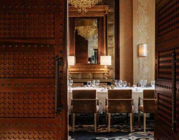 """Το πριβέ εστιατόριο """"Celebrities"""" στο Ντουμπάι έχει μόλις 20 θέσεις"""