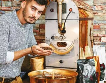 Βραβείο εξαγωγών στην Tropical Cafe: όταν το καβούρδισμα του καφέ γίνεται παιχνίδι