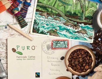 PURO COFFEE: Ποιος είναι ο βιολογικός καφές Puro Fairtrade?