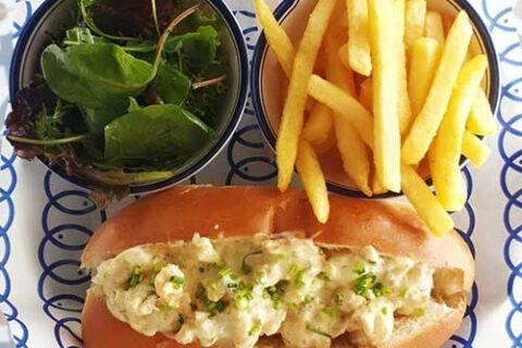"""""""Lobster Roll"""": Το νέο πιάτο του Opsarion"""