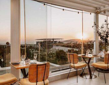Το φημισμένο e&o Athens ανεβάζει ακόμα ψηλότερα το γευστικό πήχη